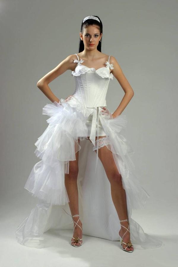 Эротические свадебные платье