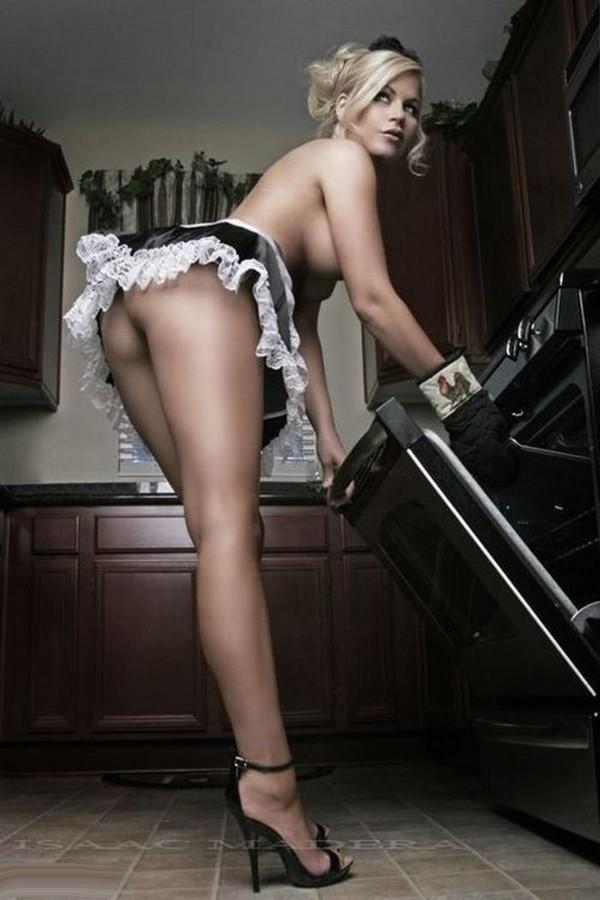 Секс в домработница фота