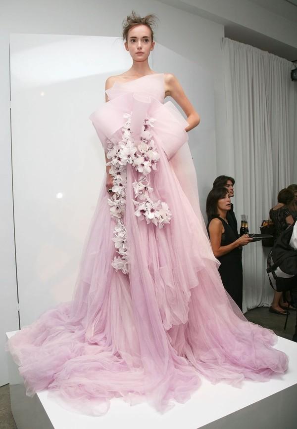 яркие свадебные платья фото 6