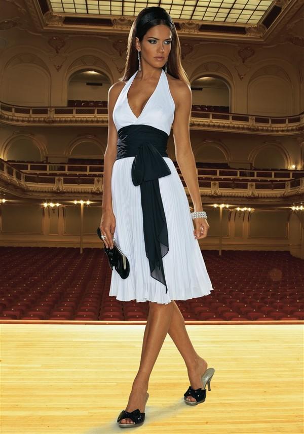Красивое простое платье фото