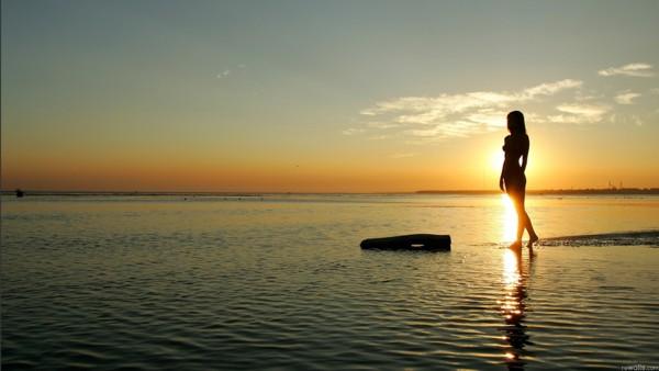 Фото девушки русалки