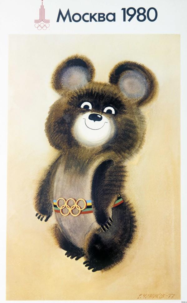 Символы олимпийских игр в разных странах