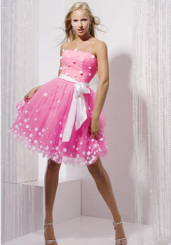 Платья выпускные 2007