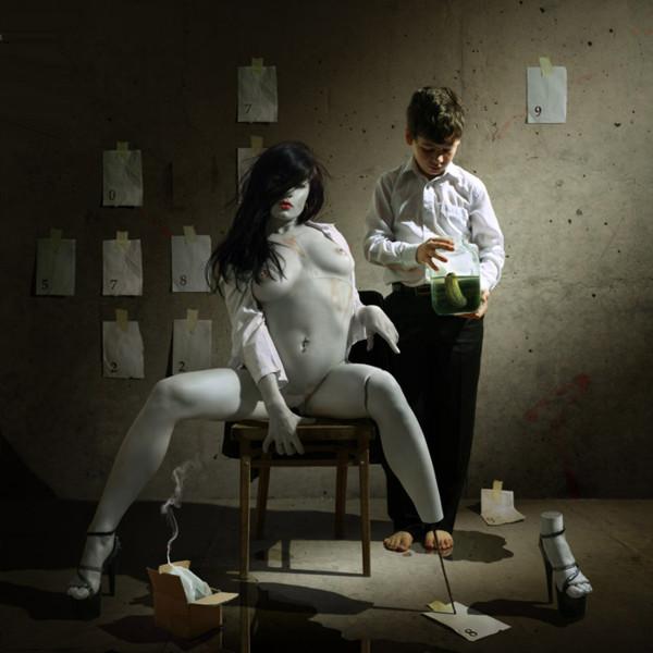 порно арты роботов фото
